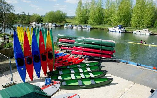 uk online booking system for Kayak hire UK online booking system